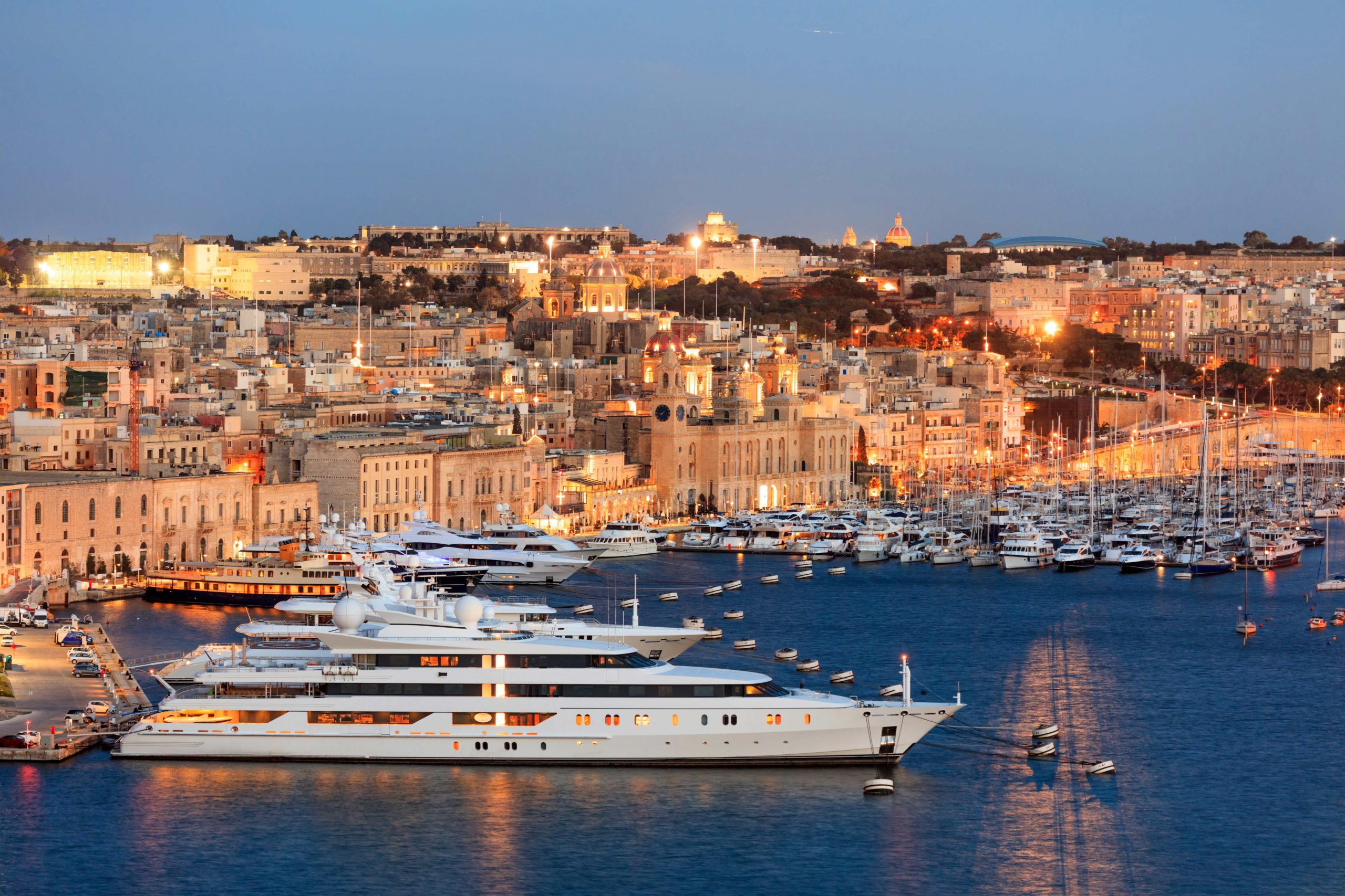 Malta yacht registrations and tax optimisation of yacht ownership tailored for the client's needs